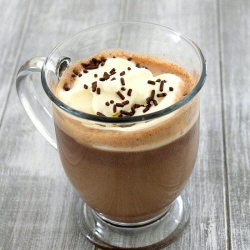 Hot chocolate recipe | How to make homemade hot chocolate