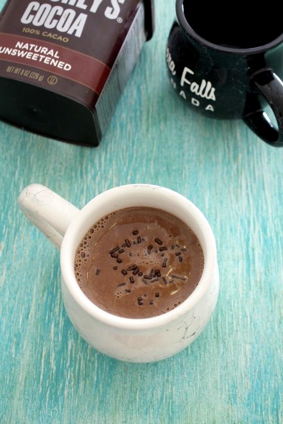 Hot Chocolate Recipe Ghirardelli