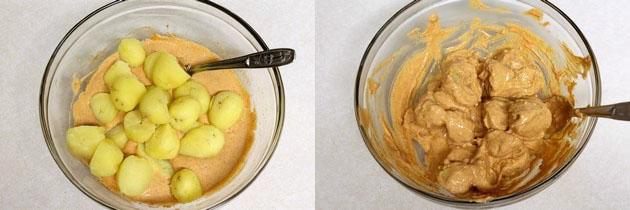 Tandoori Aloo Recipe   How to make tandoori aloo recipe