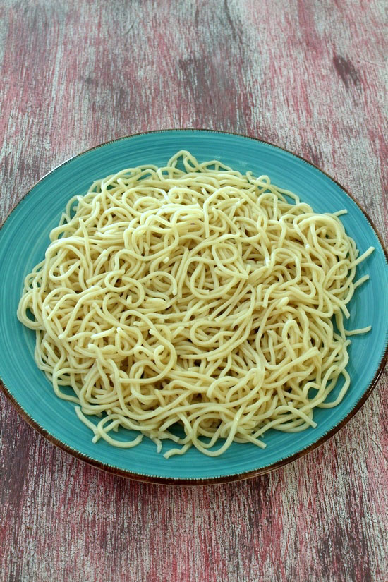 Boiled noodles for indo chinese recipes non sticky boiled noodles boiled noodles for indo chinese recipes non sticky boiled noodles forumfinder Images