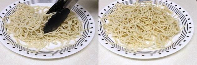 Crispy noodles for Indo-Chinese recipes   Crispy fried noodles