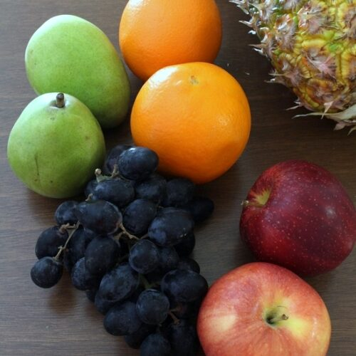 List of Fruit Names in English, Hindi and other languages