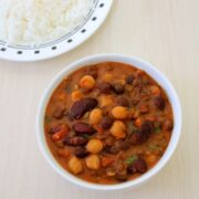 Mixed kathol recipe (Jain recipe) | Mixed beans Indian style