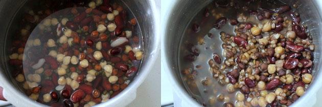 Mixed kathol recipe (Jain recipe) | Mixed beans Indian style