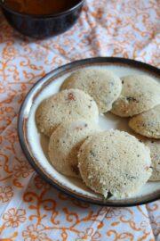 Oats idli recipe | How to make oats idli | Instant oats idli