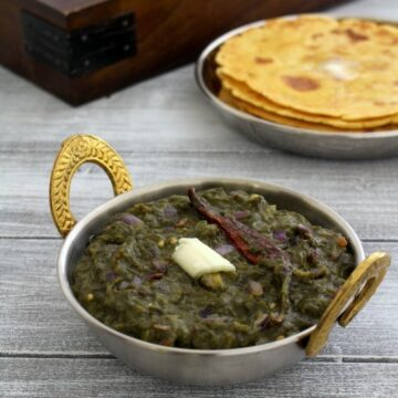 Sarson ka saag recipe | How to make sarson ka saag