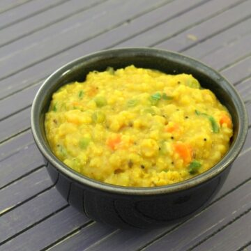 Oats khichdi recipe | How to make oats khichdi recipe
