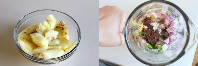 Raw mango chutney recipe | Green mango chutney recipe