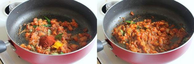 Tomato dal recipe | Tomato pappu | Andhra pappu recipe