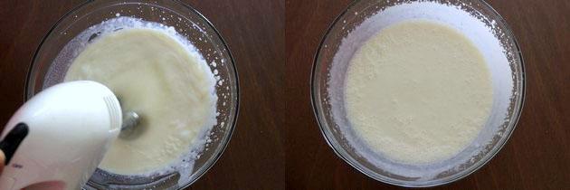 Vanilla ice cream recipe, How to make vanilla ice cream (eggless)