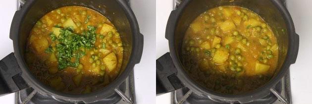 Aloo matar recipe   Punjabi style aloo matar gravy