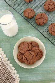 Eggless nutella cookies recipe | How to make nutella cookies
