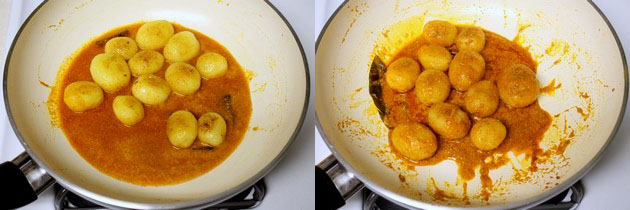 Kashmiri dum aloo recipe | How to make kashmiri dum aloo