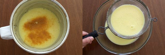 Pineapple juice recipe   How to make pineapple juice
