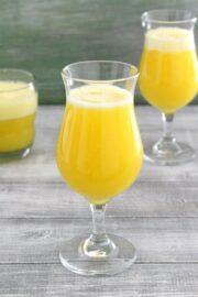 Pineapple juice recipe | How to make pineapple juice