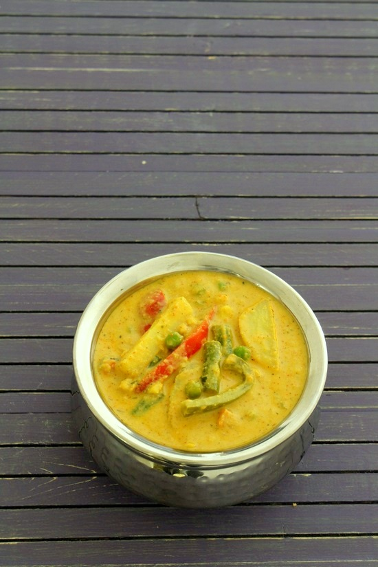 Veg diwani handi recipe | How to make vegetable handi, restaurant style