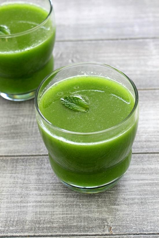 Lauki juice recipe   Bottle gourd juice recipe (Lauki ka juice)