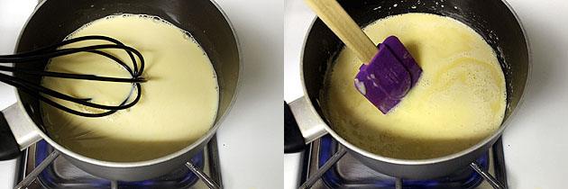 Mango custard recipe | How to make mango custard