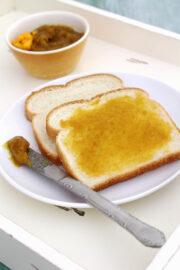 Mango jam recipe (How to make mango jam) | Mango ginger jam