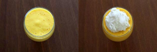 Mango mastani recipe | How to make mango mastani drink