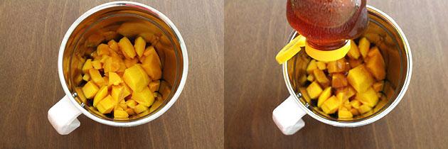 Mango popsicles recipe | How to make mango popsicles (Mango pops)