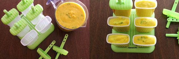 Mango popsicles recipe (4 ingredients mango coconut pops)