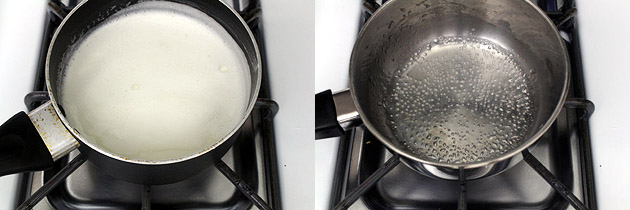 Mango pudding recipe (Without gelatin / With agar agar)