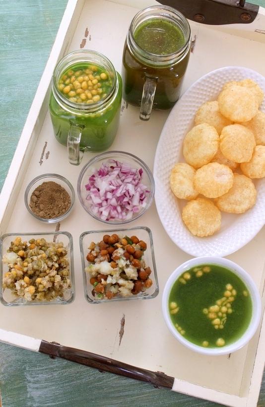 Pani Puri Recipe Street Food