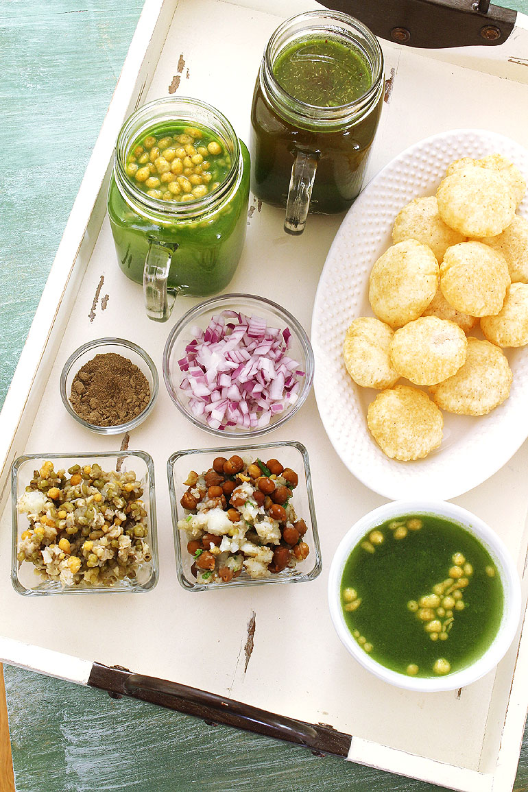 Pani Puri Recipe (Golgappa Recipe)