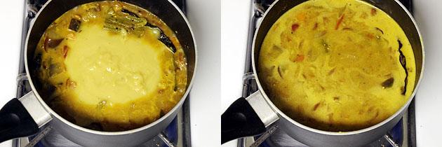 सांबर बनाने की विधि (Sambar Recipe in Hindi), वेजिटेबल सांबर रेसिपी