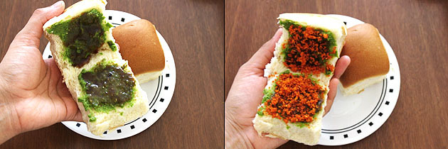 Vada pav recipe (How to make vada pav), Mumbai vada pav