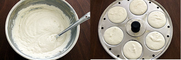 Idli recipe (How to make soft idlis), idli batter recipe