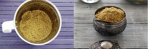 Milk masala powder recipe (How to make masala doodh powder)