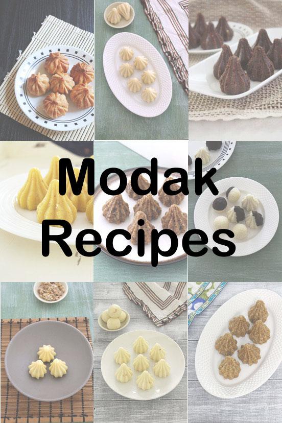 10 Modak recipes for Ganesh Chaturthi (Different modak recipes)