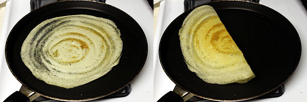 Dosa recipe (How to make plain dosa), Make dosa batter from scratch