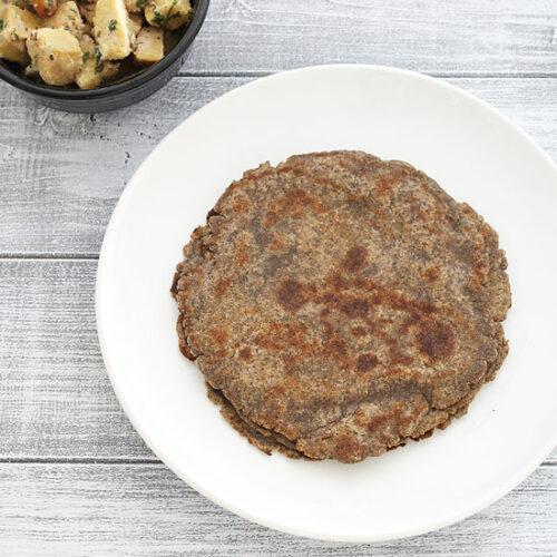 Kuttu ka paratha recipe (How to make kuttu ka paratha for vrat, fasting)