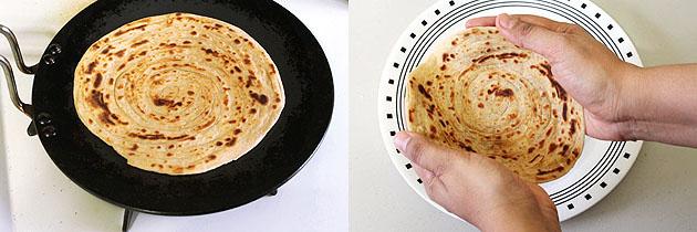 Lachha paratha recipe (How to make BEST lachha paratha)