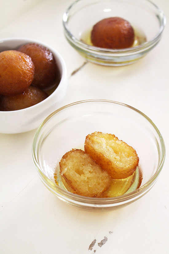 Milk powder Gulab jamun recipe (Instant gulab jamun with milk powder)