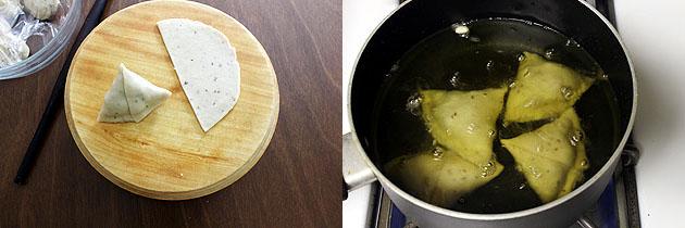 समोसा रेसिपी (Samosa Recipe in Hindi), पंजाबी समोसा बनाने की विधि
