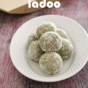 Sweet potato ladoo recipe (Shakkarkand ke laddu recipe)