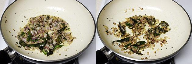 Kanda poha recipe (How to make kanda poha), onion poha recipe