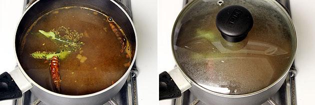 Rasam recipe (How to make rasam recipe without rasam powder)