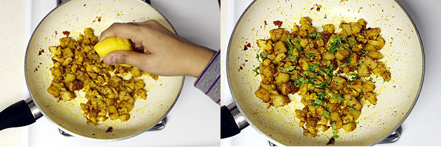 Aloo gobi recipe (How to make aloo gobi), Dry aloo gobi sabzi recipe