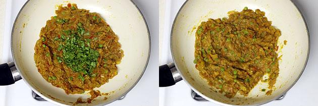 Baingan bharta recipe (How to make baingan bharta recipe)