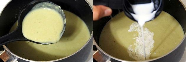Celery soup recipe (How to make celery and potato soup recipe)