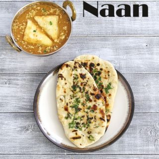 Garlic naan recipe