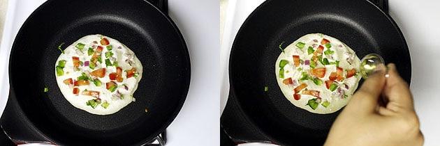 Rava uttapam recipe (Sooji uttapam) How to make instant rava uttapam