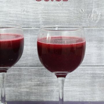 Pomegranate juice recipe (How to make pomegranate juice recipe)