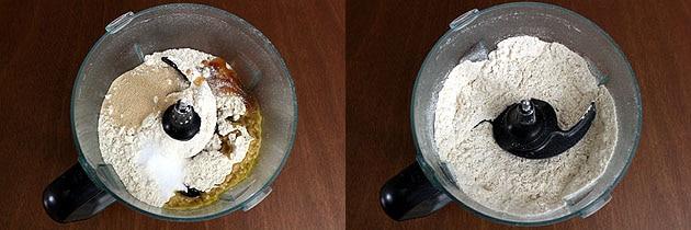 Pizza recipe using whole wheat flour (How to make atta pizza