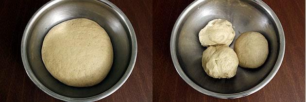 Pizza recipe using whole wheat flour (How to make atta pizza recipe)